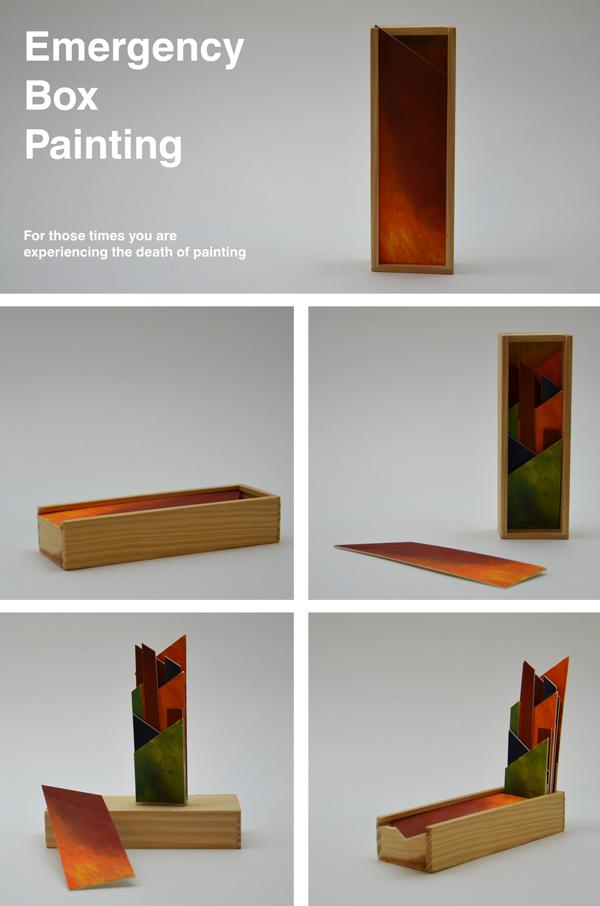 Emergency Box Painting
