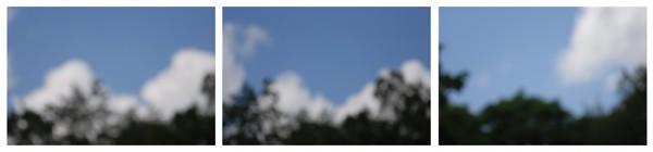 Day Sky Triptych