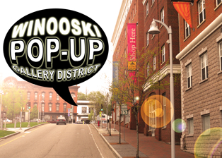 Winooski Pop-Up Gallery District