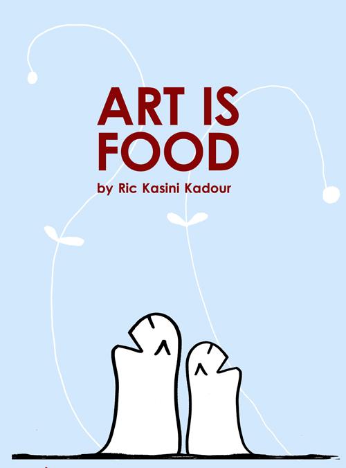 art-is-food
