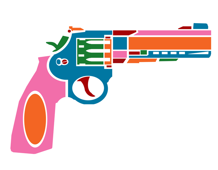 Love Guns & Other Weapons of Affection