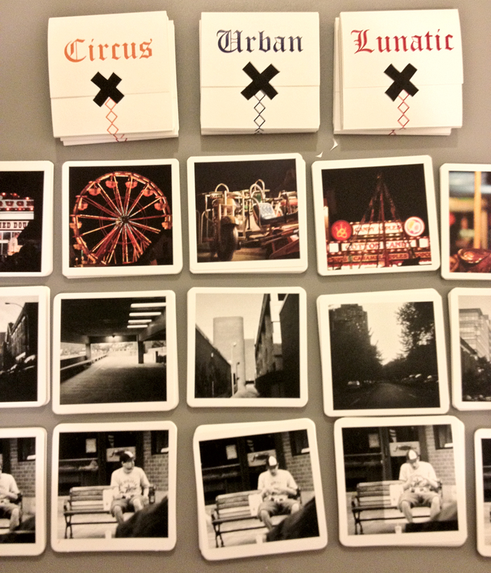 Photopacks: Circus, Urban, Lunatic