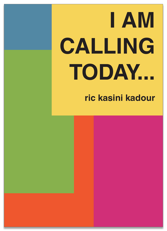 I Am Calling Today…